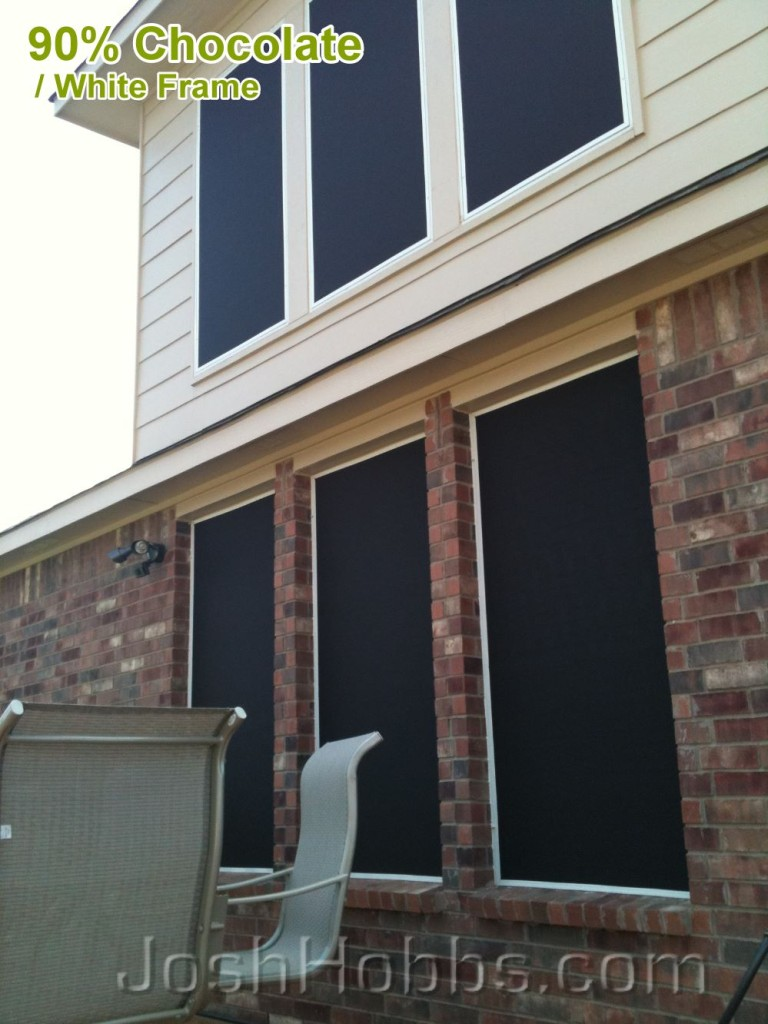 Buda TX Glass Window Shade Screens