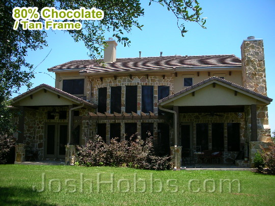 Round Rock TX Window Sun Shade Screens aka Solar Window Screens